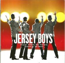 Jersey Boys: Original Broadway Cast Recording (CD 2009)