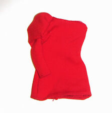 Barbie Doll Fashion Red Top/ Shirt For Barbie Doll fn948