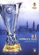 Fulham Home Teams F-K Final Football Programmes