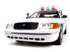 FORD BORDER PATROL CAR 1:18 SCALE DIECAST MODEL CAR BY MOTORMAX 73513