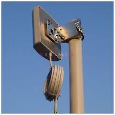 10dBi Wimax Wi-Fi Wlan Wireless Panel Antenna RP-SMA 5M Cable RLKP-2327-D10L5