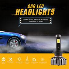2x Philips H7 160W 18000LM LED Headlight Kit Power 6500K Single Beam Bulbs White