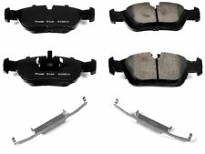For 2001-2006 BMW 325Ci Disc Brake Pad and Hardware Kit Front Power Stop 49278MR