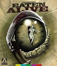 Eaten Alive - 2 DISC SET (2015, Blu-ray New)