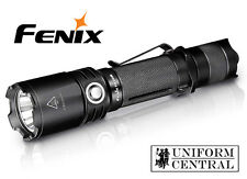 New Fenix USB Rechargeable LED 1000 Lumen Cree Tactical Flashlight BLACK - TK20R
