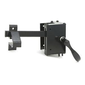 "Aluminum Fence Gate Latch-Lock Box 1 1/2"""