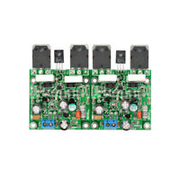 HiFi Stereo 2.0 Channel Power Amplifier Board Digital Audio Amp Module 100W+100W