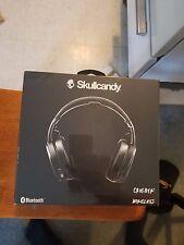 Skullcandy Crusher Wireless Bluetooth Headphones Black Brand New Unopened