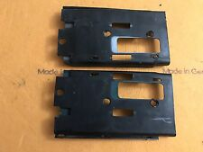 BMW E30 OEM FRONT Plastic Bumper Guide Support Brackets