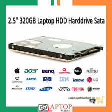 "320GB 2.5"" SATA Hard Drive Laptop Notebook Internal HDD 3 Months Warranty"