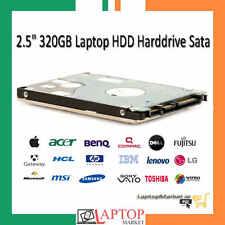 "320GB 2.5"" SATA Hard Drive Laptop Notebook Internal HDD 3 Months Warranty"