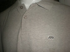 NWT ECKO UNLTD GREY POLO SHIRT SZ:L