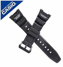 Genuino Reloj Casio Banda Correa Para SGW-100 SGW100 Sgw 100 10304195