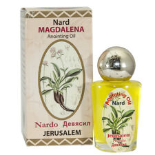 Anointing Oil Nard Authentic Fragrance Holy Land Biblical Spices Nardo 20ml