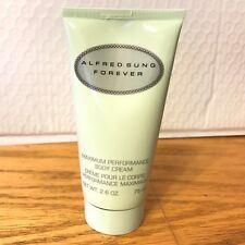 Alfred Sung Forever Maximum Performance Body Cream 2.8oz 75 ML New No Box F17