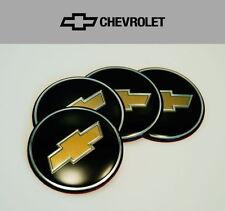 Car Wheel Center Caps CHEVROLET Stickers 60mm  V_e