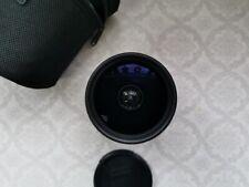 Sigma 8mm f/3.5 EX DG Circular Fisheye Lens for Canon EF [mint+]