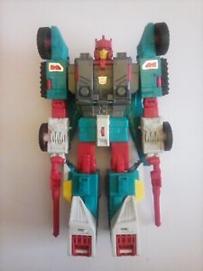 Quickswitch (Loose) - Transformers Titans Return - Leader Class - Hasbro Toys