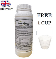 More details for rosate 360 tf glyphosate weedkiller 1 x 1 litre strong professional herbicide cg