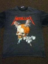 Metallica Vintage 1994 Damage Inc Double Sided Tshirt Tennessee River Label