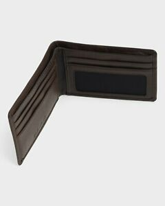 Element Skateboards Wallet Corpo Chocolate Bi-Fold