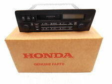 New OEM Honda Civic Coupe Stereo Tape Player Deck Radio 39100-S5P-A110-M1