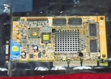 nVidia TNT2 Riva M64 AGP video card with 32Mb Ram