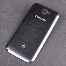 SAMSUNG GALAXY NOTE 2  N7105 / N7100 - Akkudeckel Backcover Battery Cover GRAU