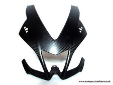 Aprilia RSV4 Carbon Fibre Headlight Fairing Matte