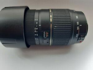 Objektiv TAMRON AF 70-300mm für CANON