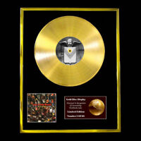 STONE ROSES SECOND COMING  CD  GOLD DISC VINYL LP FREE SHIPPING TO U.K.