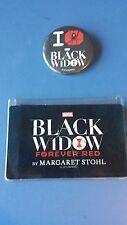 New York Comic Con 2015 - NYCC 2015 -  Black Widow Memorabilia Lot