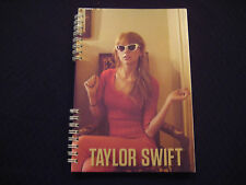 """Taylor Swift Official Spiral Notebook - 5-3/4"""" x 8-1/4"""" - Wearing Sunglasses"""