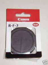 Original Canon Boîtier Couvercle r-f-3 Pour EOS Neuf neuf dans sa boîte rf-3 RF - 3