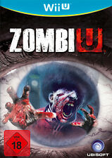 Nintendo Wii U WiiU Spiel ***** ZombiU *******************************NEU*NEW*18