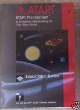 Planetarium for Atari XL/XE By Atari New Mint