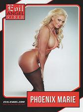 PHOENIX MARIE rare 2014 Evil Angel Photo! AVN