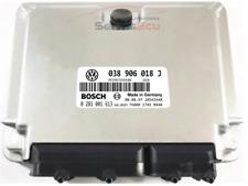 COMPUTER  VW GOLF 038906018J 0281001613 IMMO OFF / WARRANTY