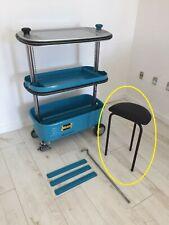 Stuhl für Hazet Assistent werkstattwagen Vintage Oldtimer Retro Chair