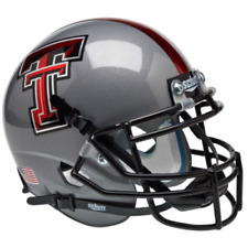 Texas Tech Red Raiders Schutt XP Mini Helmet - Alternate 6