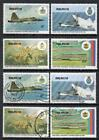 MALAYSIA MNH & USED 1983 SG267-270 50TH ANV OF MALAYSIAN ARMED FORCES SETS OF 4