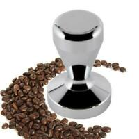 Stainless Steel Coffee Tamper Espresso Pressing Too