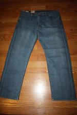 NWT Mens LEVIS 514 Straight Fit Medium Wash Jeans Size 32 W 30 L $58