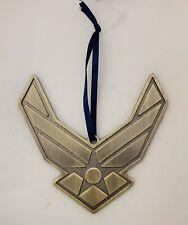 Kurt Adler Licensed Us Air Force Metal Wings 2019 Christmas Ornament Hobby Lobby