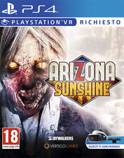 Arizona Sunshine (VR Required) PS4 Playstation 4 IT IMPORT