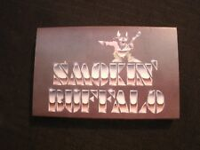 Smokin' Buffalo - Smokin' Buffalo - 1990 Private Cassette / Alt. Hard Rock Metal