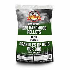 Pit Boss BBQ Wood Pellets - Apple (40lbs)