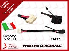 Connettore Alimentazione DC Power Jack Pj412 Sony Vaio Pcg-71811m