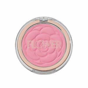 Flower Pots Powder Blush Smooth & Silky Skin Tone Enhancing, Wild Rose 0.2Oz.