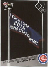 Chicago Cubs Topps Now #32 April 10 2017 Baseball Card